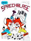 Cover for Die Sprechblase (Norbert Hethke Verlag, 1978 series) #10