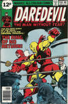 Cover for Daredevil (Marvel, 1964 series) #156 [British Price Variant]