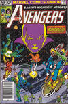 Cover Thumbnail for The Avengers (1963 series) #219 [Newsstand Edition]