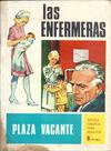 Cover for Las enfermeras (Ediciones Toray, S. A., 1966 ? series) #6