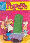 Cover for Cap'tain Présente Popeye (Société Française de Presse Illustrée (SFPI), 1964 series) #172