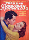 Cover for Thrilling Romances (World Distributors, 1950 ? series) #5