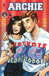 Cover for Archie (Archie, 2015 series) #8 [Cover A Veronica Fish]