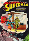 Cover for Supermán (Editorial Novaro, 1952 series) #27