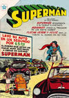 Cover for Supermán (Editorial Novaro, 1952 series) #40