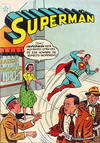 Cover for Supermán (Editorial Novaro, 1952 series) #57
