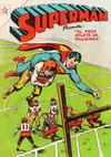 Cover for Supermán (Editorial Novaro, 1952 series) #60