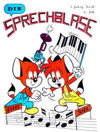 Cover Thumbnail for Die Sprechblase (Norbert Hethke Verlag, 1978 series) #10