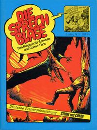 Cover Thumbnail for Die Sprechblase (Norbert Hethke Verlag, 1978 series) #31