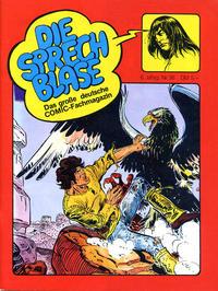 Cover Thumbnail for Die Sprechblase (Norbert Hethke Verlag, 1978 series) #36