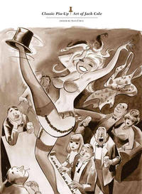 Cover Thumbnail for Classic Pin-Up Art of Jack Cole (Fantagraphics, 2010 series)