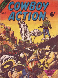 Cover Thumbnail for Cowboy Action (L. Miller & Son, 1956 series) #17