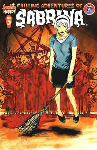 Cover Thumbnail for Chilling Adventures of Sabrina (Archie, 2014 series) #5 [Cover A]