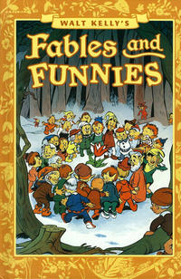 Cover Thumbnail for Walt Kelly's Fables and Funnies (Dark Horse, 2016 series)