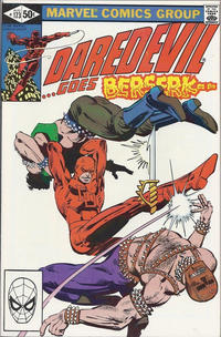 Cover Thumbnail for Daredevil (Marvel, 1964 series) #173 [Direct Edition]