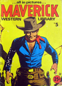 Cover Thumbnail for Maverick Western Library (Yaffa / Page, 1971 ? series) #5
