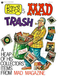 Cover Thumbnail for Dave Berg's Mad Trash (Warner Books, 1977 series)