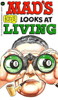 Cover Thumbnail for Mad's Dave Berg Looks at Living (Warner Books, 1973 series) #74-043