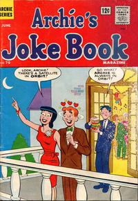 Cover Thumbnail for Archie's Joke Book Magazine (Archie, 1953 series) #70
