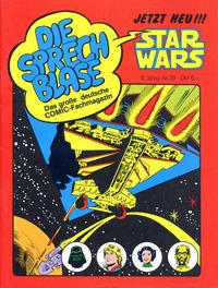 Cover Thumbnail for Die Sprechblase (Norbert Hethke Verlag, 1978 series) #39