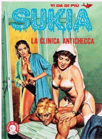 Cover for Sukia (Edifumetto, 1978 series) #105