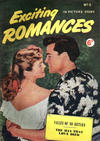 Cover for Exciting Romances (World Distributors, 1952 series) #5