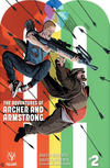 Cover Thumbnail for A&A: The Adventures of Archer & Armstrong (2016 series) #2 [Cover B - Kano]
