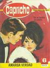 Cover for Capricho (Editorial Bruguera, 1963 ? series) #39
