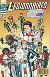 Cover for Legionnaires (DC, 1993 series) #1 [Newsstand]