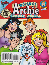 Cover Thumbnail for World of Archie Double Digest (Archie, 2010 series) #59