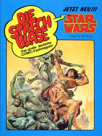 Cover Thumbnail for Die Sprechblase (Norbert Hethke Verlag, 1978 series) #42
