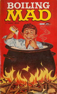 Cover Thumbnail for Boiling Mad (New American Library, 1966 series) #P3523