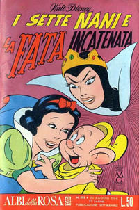 Cover Thumbnail for Albi della Rosa (Arnoldo Mondadori Editore, 1954 series) #512