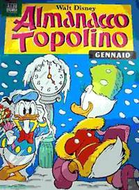 Cover Thumbnail for Almanacco Topolino (Arnoldo Mondadori Editore, 1957 series) #205