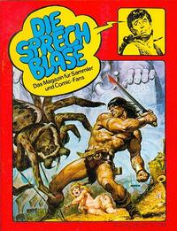 Cover Thumbnail for Die Sprechblase (Norbert Hethke Verlag, 1978 series) #20