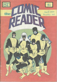 Cover Thumbnail for Comic Reader (Street Enterprises, 1973 series) #167