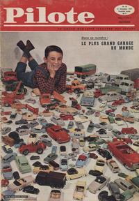 Cover Thumbnail for Pilote (Société d'édition Pilote, 1959 series) #10