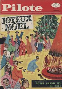 Cover Thumbnail for Pilote (Société d'édition Pilote, 1959 series) #8