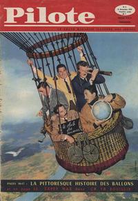 Cover Thumbnail for Pilote (Société d'édition Pilote, 1959 series) #4