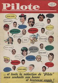 Cover Thumbnail for Pilote (Société d'édition Pilote, 1959 series) #9