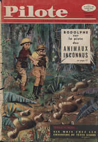 Cover Thumbnail for Pilote (Société d'édition Pilote, 1959 series) #5