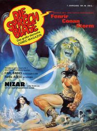 Cover Thumbnail for Die Sprechblase (Norbert Hethke Verlag, 1978 series) #48