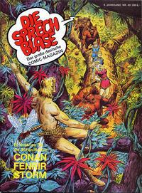Cover Thumbnail for Die Sprechblase (Norbert Hethke Verlag, 1978 series) #49