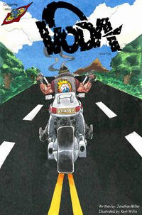 Cover Thumbnail for Voda (Outpouring Comics, 2013 ? series) #1
