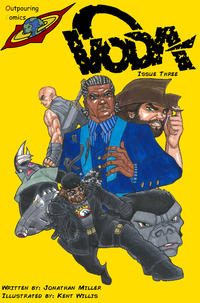 Cover Thumbnail for Voda (Outpouring Comics, 2013 ? series) #3
