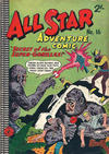 Cover for All Star Adventure Comic (K. G. Murray, 1959 series) #16