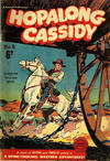 Cover for Hopalong Cassidy (Cleland, 1948 ? series) #8