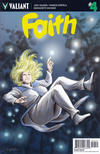 Cover for Faith (Valiant Entertainment, 2016 series) #4 [Cover D - Colleen Coover]
