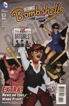 Cover for DC Comics: Bombshells (DC, 2015 series) #13