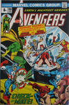 Cover Thumbnail for The Avengers (1963 series) #108 [British Price Variant]